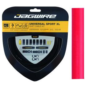 Jagwire Universal Sport XL Girkabel rød